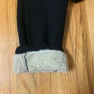 Pants & Jumpsuits - Women's Warm Sherpa Lined Athletic Jogger Pants